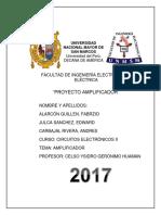 AMPLIFICADOR ORCAD.docx