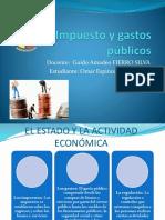 Impuesto y Gastos Públicos