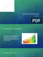 hwd gifted programs