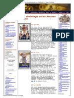 Los Arcanos Mayores Del Tarot