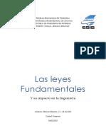 Las Leyes Fundamentales y su impacto en la ingeniería