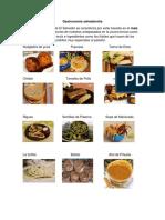 Gastronomía salvadoreña
