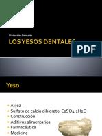 LOS YESOS DENTALES.pptx