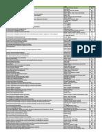 IIUM Textbook Photocopy Pricelist Sem 2 2017 Version 1.0