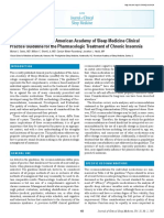 Payer Perspective on Pharmaco Logic Treatment of Insomnia