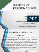 Refrigeración Con Co2 100%