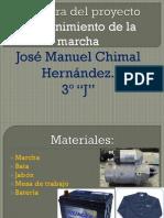 Bitácora Del Proyecto I(Manuel)