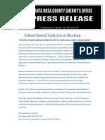 School Board Task Force Meeting