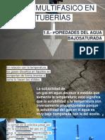 Expocicion Flijo Multifasico en Tuberias Unidad 1