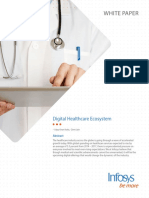 Digital Healthcare Ecosystem