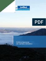 02 Politica Nacional de Cambio Climatico