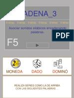 Cadena_3 Secuencia Powerpoint