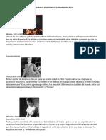 Principales Escritoras Latinoamericanas