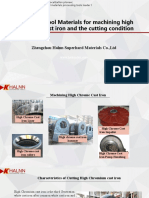 En-Cutting Tool Materials for machining high chrome cast iron and the cutting condition.pdf