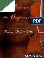 [Cliqueapostilas.com.Br] Manual de Orquestral