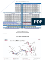 SmartCart Shuttle Departure Schedules and Campus Map.pdf