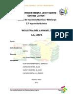 Industria Del Caramelo Docx