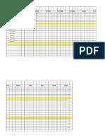 Planificação Anual