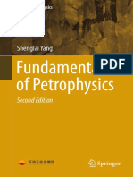 Fundamentals of Petrophysics