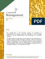 Strategic Finance Management