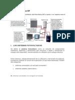 Informacion Sistemas Fotovoltaicos
