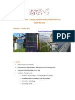 LE - PV Program