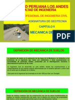 Clases II Mecanica de Suelos Geotecnia 2017-II (1)
