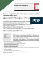 Bases del manejo clínico de la intoxicación por humo de incendios 2010.pdf