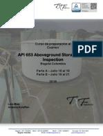 Curso Preparacion Al Examen API 653