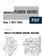 Chapter 7 Multi-Cylinder Engine