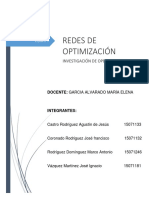Redes de Optimizacion