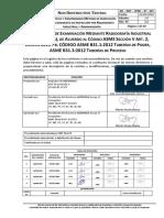 PRO. RT - ASME B31.3 - Rev. 4.0 (1)