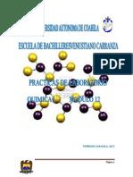 -Practicas de Laboratorio de Quimica - 2013 - Copia