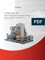 Compressor Turbo-Air API a4-IR