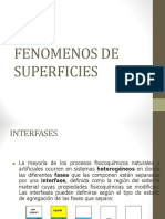 Fenomenos de Superficies