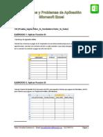 Ejercicios Excel - Aplicando Funcion SI