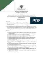 Surat Keputusan Menteri Kehutanan Nomor Sk 48 Menhut II 2004 Tentang Perubahan Keputusan Menteri Kehutanan Nomor 70 Kpts II 2001