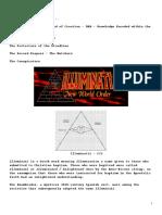 The Illuminati 7.11.05 Pt1a