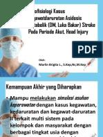 1 Patofisiologi Kasus Kegawatdaruratan