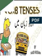 English Verb Tenses in Urdu
