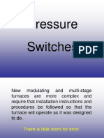 Pressure Switch Presentation
