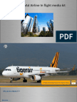 Tigerair Taiwan Media Kit | Inflight airline advertising
