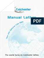 Colchester Lathes