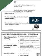 NBOSH IGC Exam Techniques