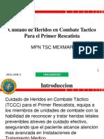 TCCC Spanish