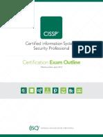 CISSP Exam Outline-V1115