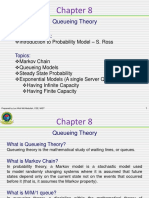 Chapter 8 - Queueing Theory