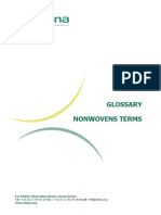 Glossary of Nonvoven Terms 2008 00177 01
