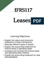 L9 - MFRS117