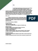 Unit Plan 352 Badminton.doc